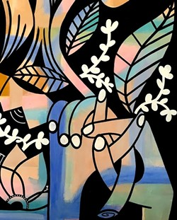 The Prestige (detail) - Uploaded by Domingo Carrasco Art