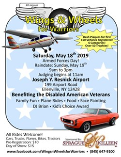 4th Annual Wings & Wheels for Warriors - Uploaded by Sprague19