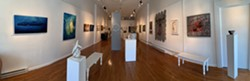 recent group show at bau Gallery - Uploaded by bauGallery