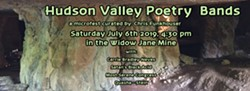 Hudson Valley Poetry Bands - Uploaded by jhhl