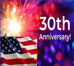 July 4th & 30th Anniversary Celebration - Uploaded by ChildrensMuseum