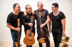 David Broza & Trio Havana - Uploaded by emelin