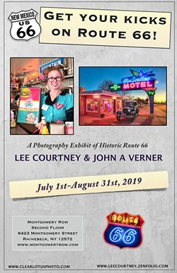 Get Your Kicks on Route 66! - Uploaded by Lee Courtney