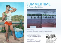 QC15 Summertime Postcard - Uploaded by QueenCity15