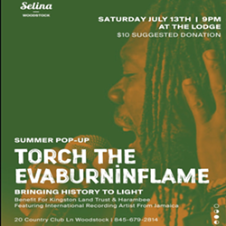 Bringing History to Light, a Reggae Benefit Concert featuring Torch the Evaburnin'Flame for Harambee Kingston & The Kingston Land Trust - Uploaded by JahLoveEntertainment