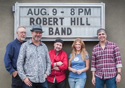 Robert Hill Band - Uploaded by Drew Claxton