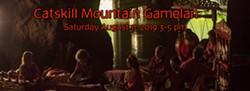 Catskill Mountain Gamelan Concert,  Widow Jane Mine ,2018 - Uploaded by jhhl