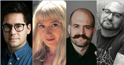 Adam Tedesco, Sarah Elaine Smith, Ryan Chapman, Nicholas Mancusi - Uploaded by Hallie Goodman