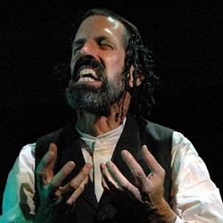 Gareth Armstrong's SHYLOCK - Uploaded by Steven Patterson