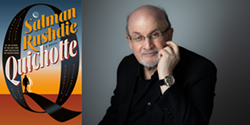 Quichotte: A Novel, Salman Rushdie - Uploaded by HSeslowsky