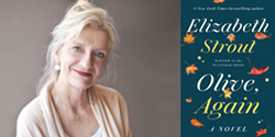 """Elizabeth Strout, """"Olive, Again: A Novel"""" - Uploaded by HSeslowsky"""