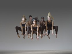 Parsons Dance comes to PS21 in Chatham Aug. 23-24 - Uploaded by Amelinckx