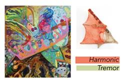 Harmonic Tremor- Postcard - Uploaded by womenswork.art
