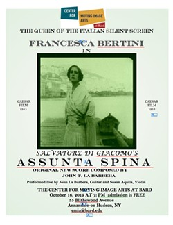 Silent Film Assunta Spina, with score performed live - Uploaded by John T. La Barbera