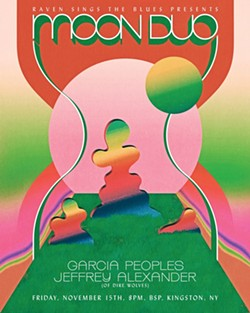Moon Duo, Garcia Peoples, Jeffrey Alexander - Uploaded by Ravensingstheblues