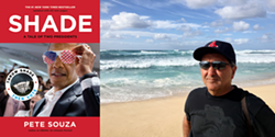 SHADE: A Tale of Two Presidents by Pete Souza - Uploaded by Oblong Books