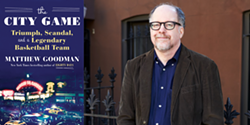 THE CITY GAME with author Matthew Goodman - Uploaded by Oblong Books