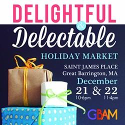 Delightful & Delectable Holiday Market - Uploaded by gbartsmarket