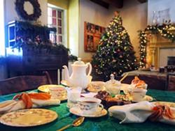 Holiday Tea at Mount Gulian - Uploaded by Elaine Hayes