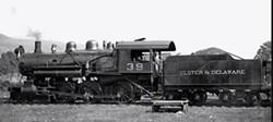 Ulster & Delaware Engine # 39 - Uploaded by jack