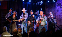 Alan Chartock and the Berkshire Ramblers - Uploaded by LAH