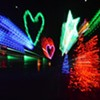 Unsurpassed Holiday Light Show in LaGrangeville through December