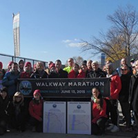 Walkway Marathon Announced