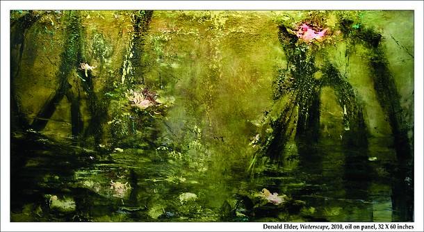"""Waterscape"" by Donald Elder."
