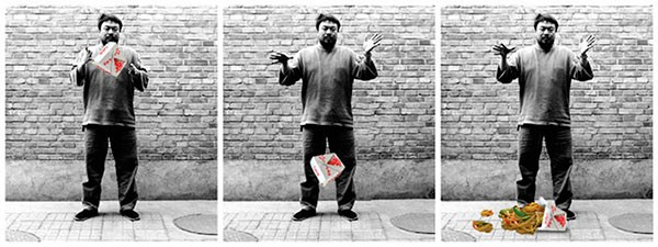 WeiWei by David Goldin