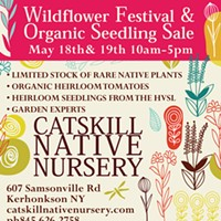 Wildflower Festival and Heirloom Seedling Sale