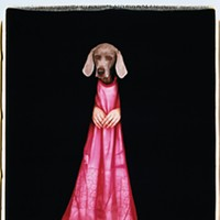 Parting Shot: William Wegman