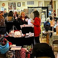 Woodstock Arts Fair: Perfect for Holiday Gift Shopping