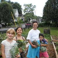 YMCA Kingston Farm Project Fundraiser at Boitson's