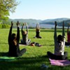 Yoga with a View @ Boscobel