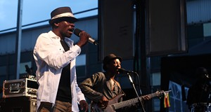 10 Photos of Mokoomba at Ohio City Stages