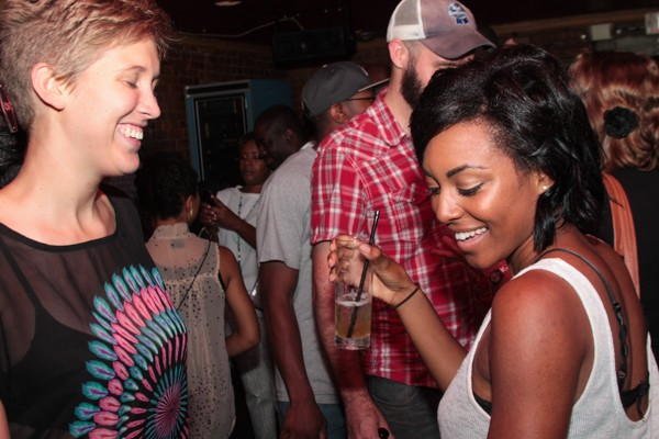 10 Photos of Peeps We Spotted at Touch Supper Club's Sanctuary Cleveland
