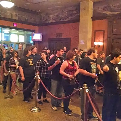 10 Photos of the Scene Events Team at Coheed & Cambria