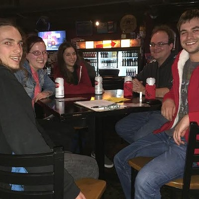 12 Photos of the Scene Events Team in Coventry & Uptown Bar Districts