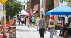 15 Photos from Larchmere Fest