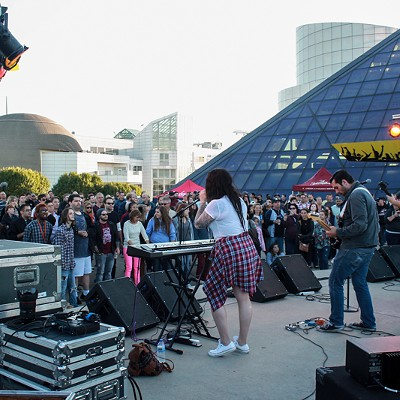 15 Photos from Summer in the City at the Rock Hall