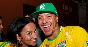 15 Photos from the World Cup Watching Kickoff Party at Barley House