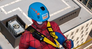 15 Photos of Over the Edge for Hattie Larlham