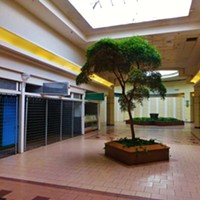 15 Photos of the Abandoned Canton Centre Mall  Photo Courtesy of Nicholas Eckhart