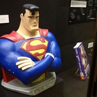 On Sunday, September 1 Visit the Superman Exhibit at the Cleveland Public Library