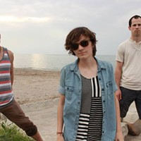 On Saturday, August 31 Go See Local Band These Knees Play at the Grog Shop