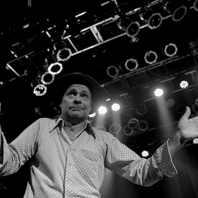 16 Photos of the Tragically Hip Performing at House of Blues