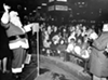 1956: Santa Clause, Public Square.