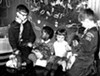 1967: A Cub Scout Christmas party at St. Dominic's Catholic Church in Shaker Hts.