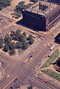 20 Historic Photos of Cleveland's Public Square
