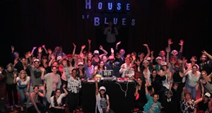 20 Photos from Lunch Beat, A Noontime Silent Disco at the House of Blues